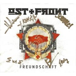 """CD """"Freundschaft"""" handsigniert"""